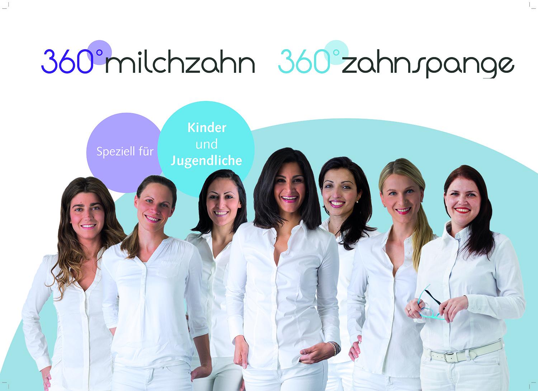 360° Milchzahn - Flyer 1