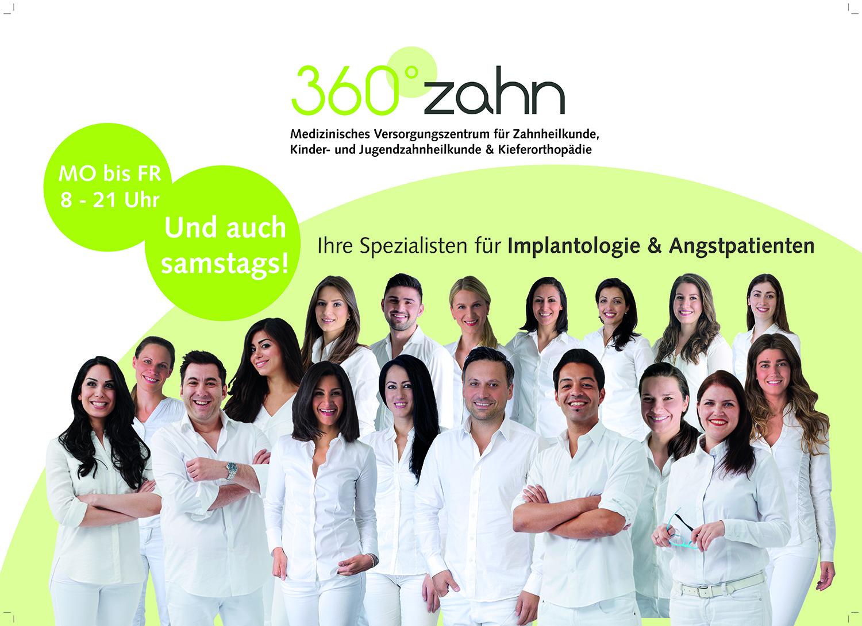 360° Zahn - Flyer 1