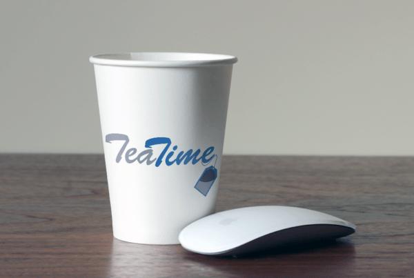 Tea Time logo